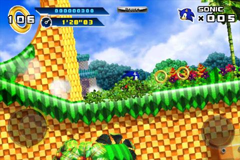 Review: Sega Sonic the Hedgehog 4 Episode I 6