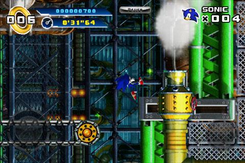 Review: Sega Sonic the Hedgehog 4 Episode I 7