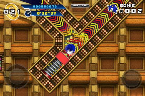 Review: Sega Sonic the Hedgehog 4 Episode I 8