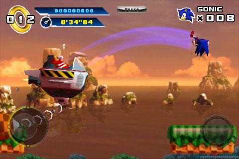 Review: Sega Sonic the Hedgehog 4 Episode I 10
