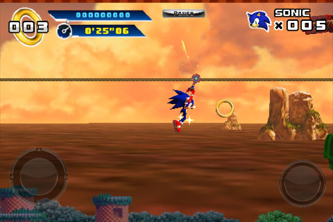 Review: Sega Sonic the Hedgehog 4 Episode I 11