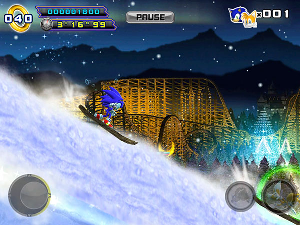 Review: Sega Sonic the Hedgehog 4 Episode II