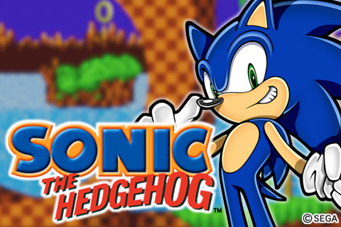 Review: Sega of America Sonic the Hedgehog