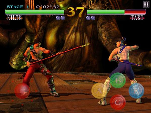Review: Namco SoulCalibur