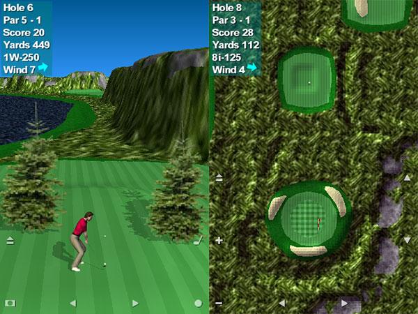 Review: Par 72 Golf (II) by Chillingo/ResetGame