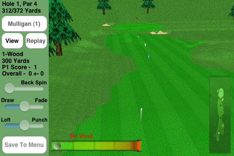 Review: GL Golf by Nuclear Nova Software