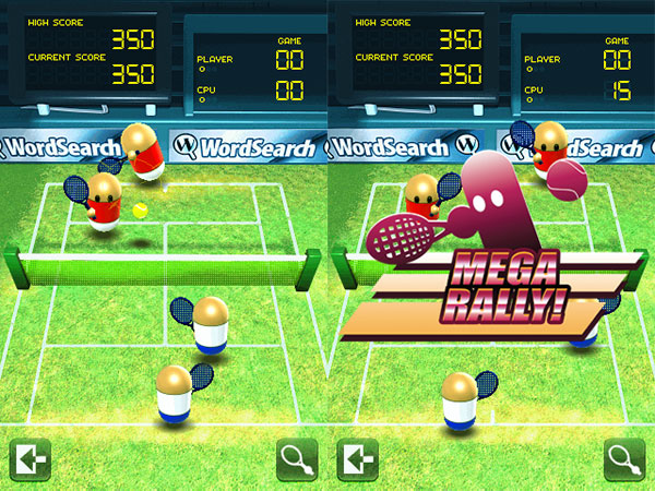 Review: Tennis Slam by FinBlade