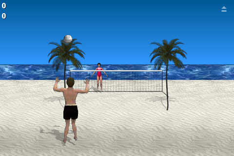 Review: Beach Volleyball by Resetgame/Chillingo