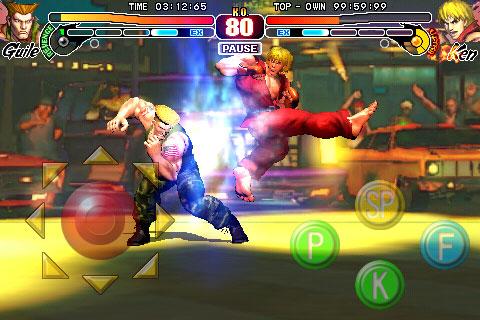 Review: Capcom Street Fighter IV 1