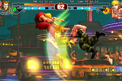 Review: Capcom Street Fighter IV