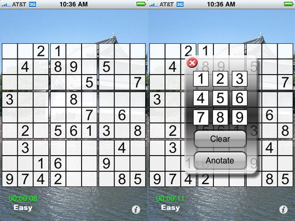 Review: On-Core Game Pack Vol 1 – Sudoku, Wordfind and PictureFlip