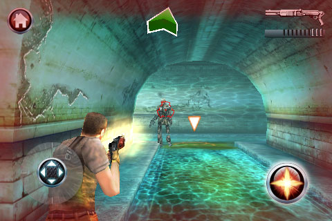 Review: Gameloft S.A. Terminator Salvation