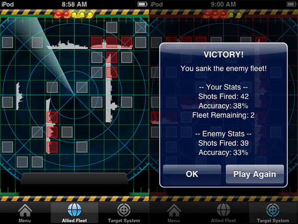 Review: Battle at Sea by Pelted Software