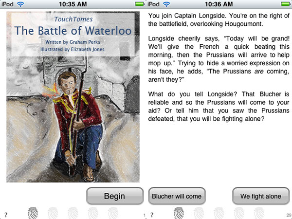 iPhone Gems: War! Military-Themed Games + More 15