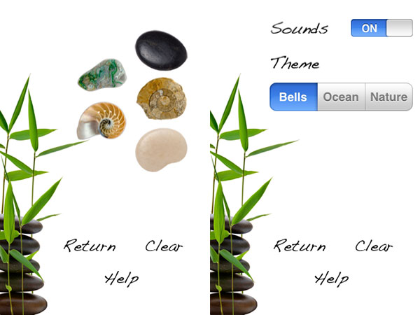 iPhone Gems: Sixteen Zen, Relaxation, and Meditation Apps 16