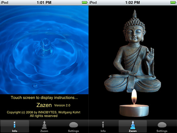 iPhone Gems: Sixteen Zen, Relaxation, and Meditation Apps 28