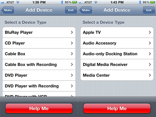 Review: Gear4 UnityRemote Universal Remote for iPhone, iPod touch or iPad