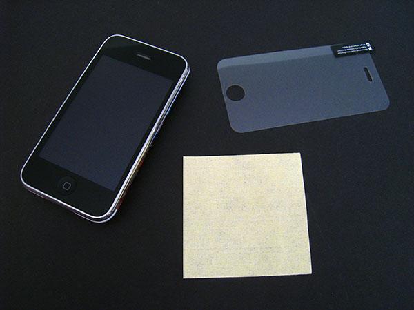 First Look: GelaSkins GelaScreens for iPhone 3G