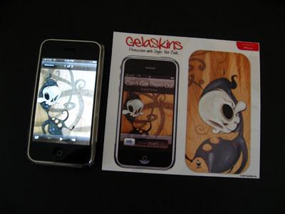 Review: GelaSkins GelaSkins for iPhone