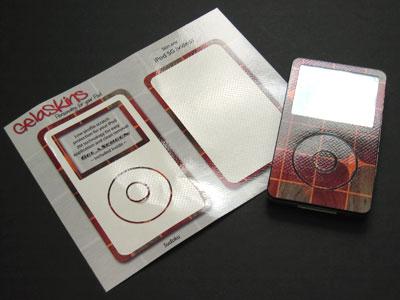First Look: GelaSkins GelaSkin for iPod 5G (video)