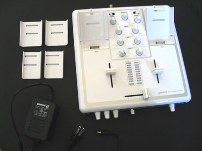 First Look: Gemini Sound Products iTRAX iPod Mixer Console