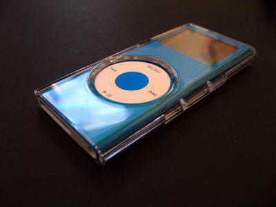Review: Gizmac Titan Clear for the iPod Nano 2nd Generation