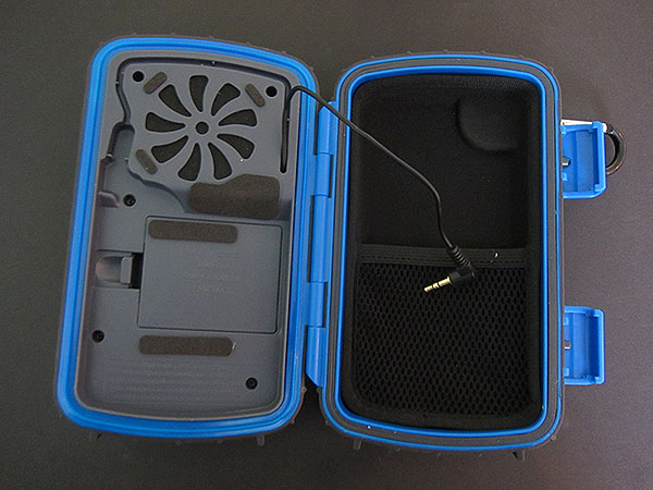 First Look: Grace Digital Eco Extreme Speaker Case
