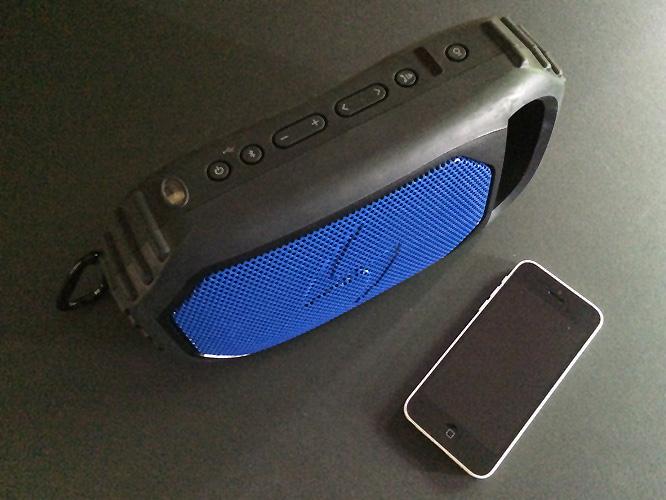 Review: Grace Digital Ecostone Bluetooth Speaker
