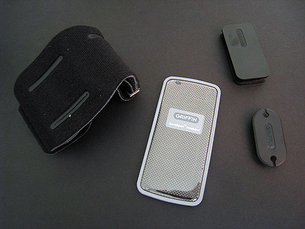 Review: Griffin AeroSport Armbands for iPod nano 4G, iPod classic, iPod touch 2G