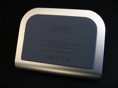 Review: Griffin Technology AirDock Docking Station with Remote