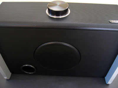 Review: Griffin Amplifi 2.1 Sound System for iPod