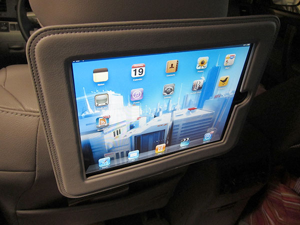 First Look: Griffin CinemaSeat for iPad