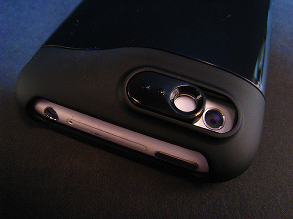 Review: Griffin Clarifi Case with Built-in Close-Up Lens for iPhone 3G 1
