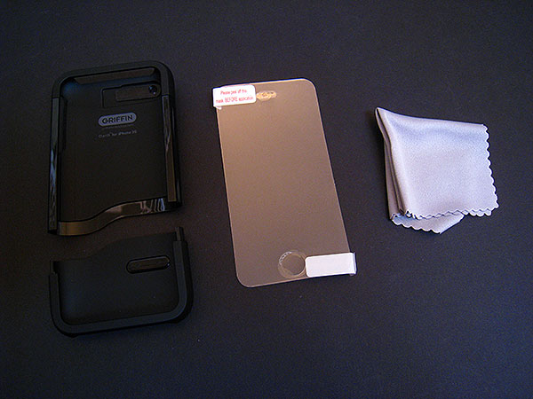Review: Griffin Clarifi Case with Built-in Close-Up Lens for iPhone 3G 3