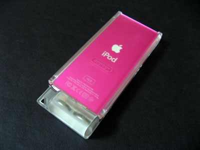 First Look: Griffin Technology Disko for iPod nano (1G/2G)