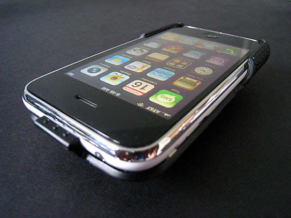Review: Griffin Elan Clip for iPhone 3G