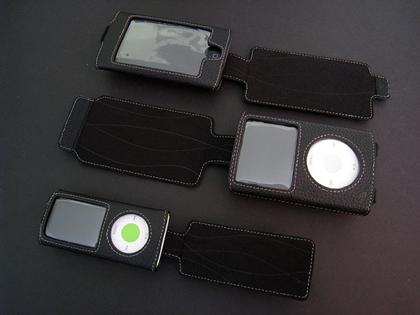 Review: Griffin Elan Convertible for iPod nano 4G, iPod classic + iPod touch 2G