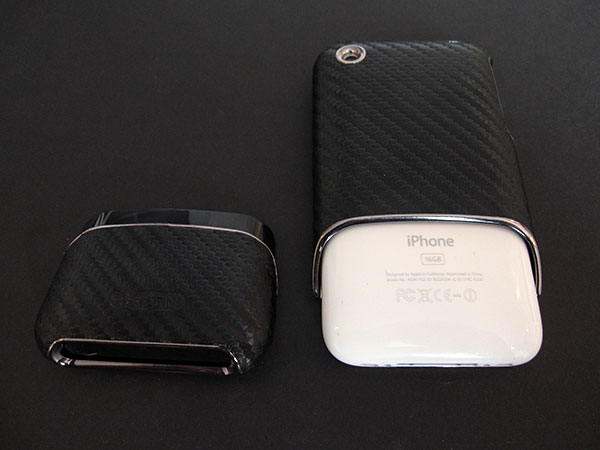 Review: Griffin Elan Form Chrome and Graphite for iPhone 3G
