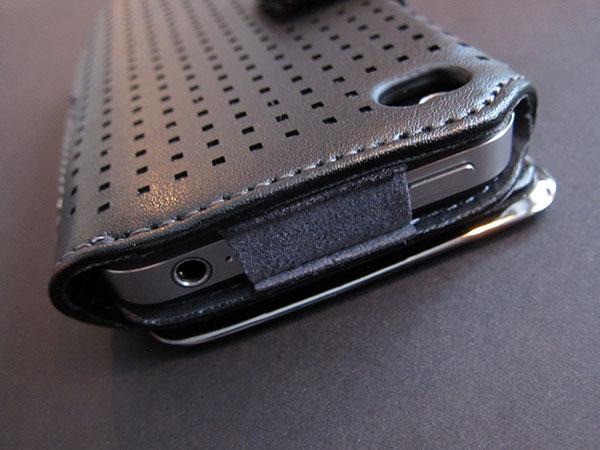 First Look: Griffin Elan Holster Metal + Elan Passport Wallet for iPhone 4