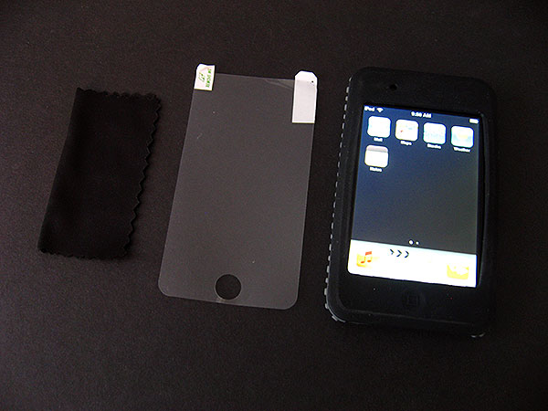 Review: Griffin FlexGrip + FlexScreen for iPod nano + iPod touch