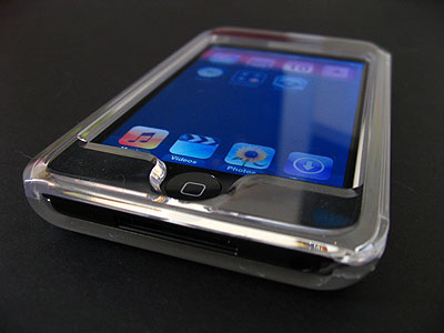 Review: Griffin iClear for iPod touch