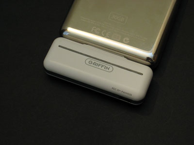 Review: Griffin Technology iTrip with Dock Connector for iPod (White/Black)