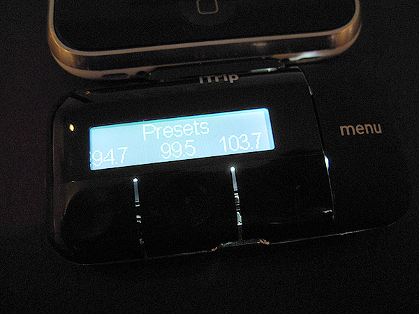 Review: Griffin iTrip for iPod + iPhone With iTrip Controller App