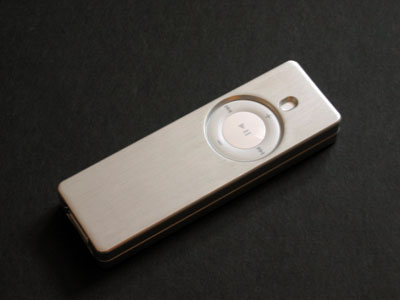 Review: Griffin Technology iVault for iPod shuffle