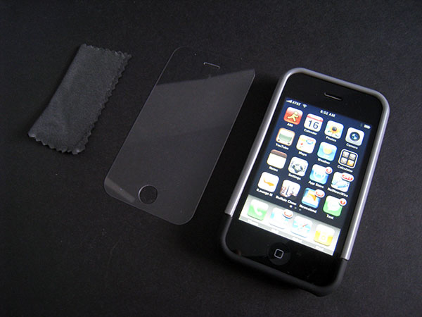Review: Griffin Nu Form Hard-Shell Case for iPhone 3G