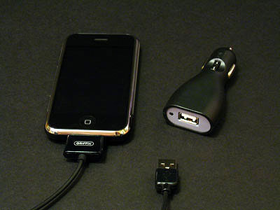 Review: Griffin Technology PowerJolt for iPhone and iPod