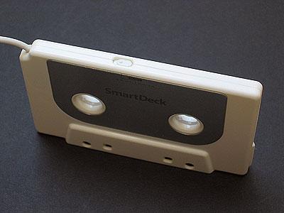 Review: Griffin SmartDeck Intelligent Cassette Adapter for iPod (Headphone/Dock Connector Versions)