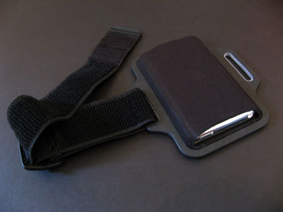 First Look: Griffin Technology Streamline Armbands for iPod and iPod nano