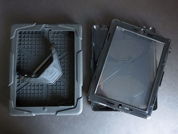 Review: Griffin Survivor Military-Duty Case With Stand for iPad (3rd-Gen) + iPad 2