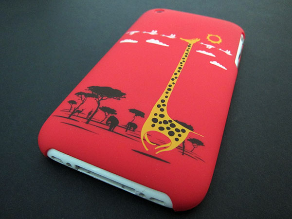 First Look: Griffin + Threadless Tees Cases for iPhone 3G/3GS